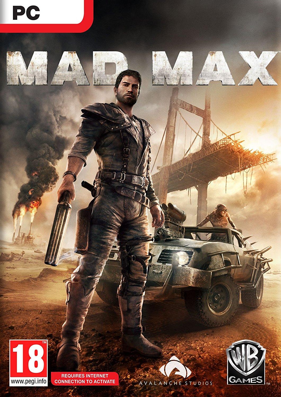 Mad Max (PC) DIGITÁLIS