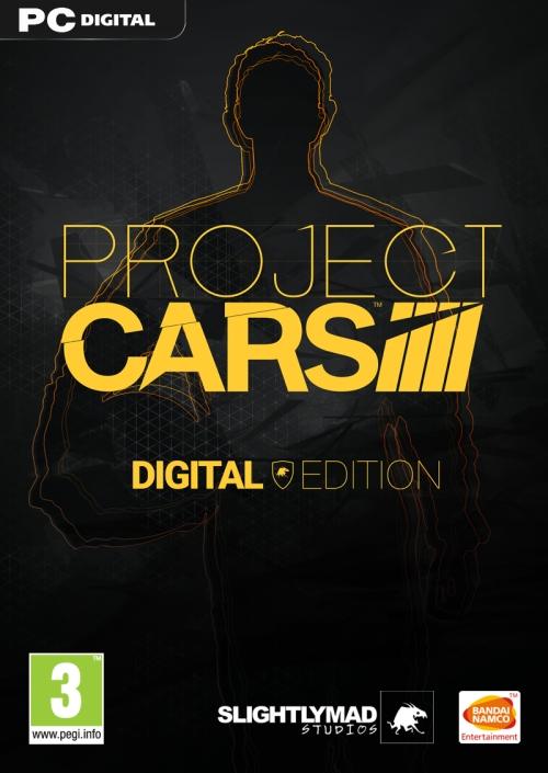 Project CARS (PC) DIGITÁLIS