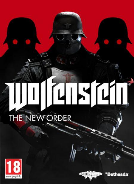 Wolfenstein: The New Order (PC) DIGITÁLIS