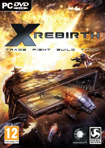 X Rebirth (PC) DIGITÁLIS