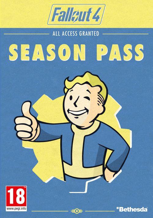 Fallout 4 Season Pass (PC) DIGITÁLIS