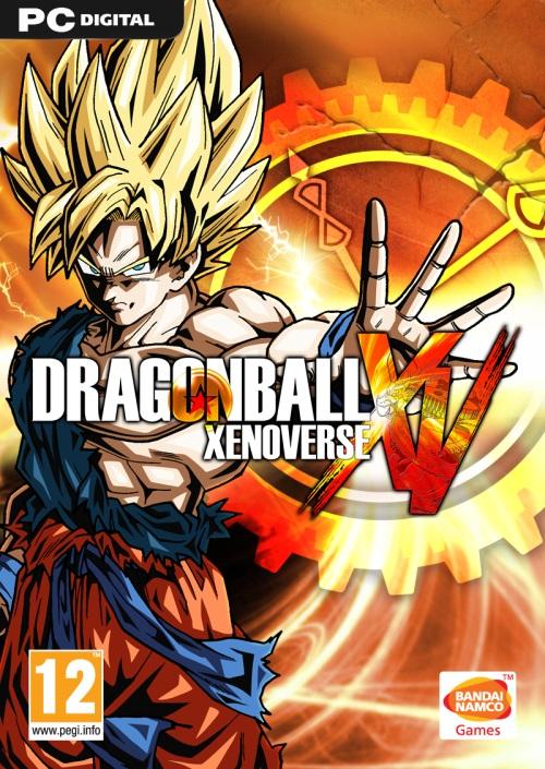 DRAGON BALL XENOVERSE (PC) DIGITÁLIS