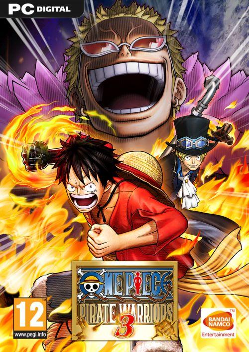One Piece Pirate Warriors 3 (PC) DIGITÁLIS