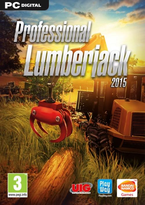 Professional Lumberjack 2015 (PC) DIGITÁLIS