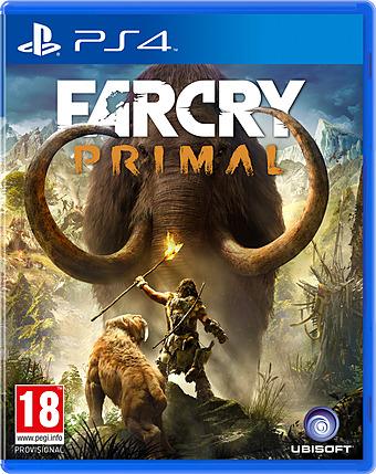 Far Cry Primal Edycja Kolekcjonerska (PS4)