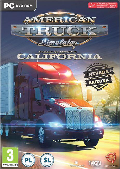 American Truck Simulator (PC) PL