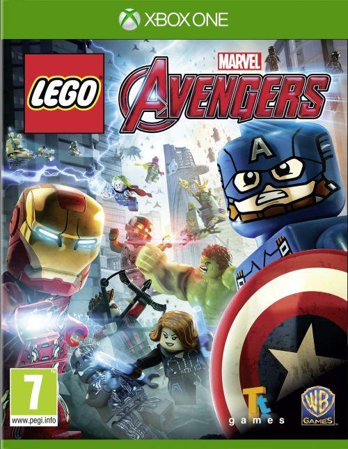 LEGO Marvel Avengers (XOne) + Figurka
