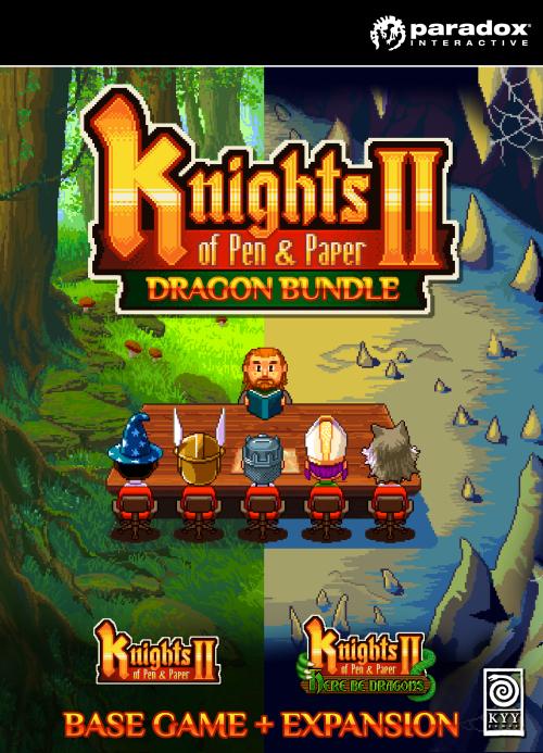 Knights of Pen & Paper 2 Dragon Bundle (PC/MAC/LX) DIGITAL