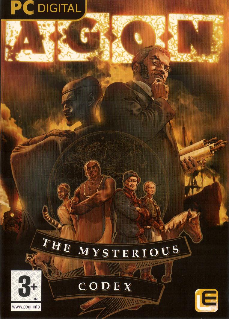 AGON - The Mysterious Codex (PC) DIGITÁLIS