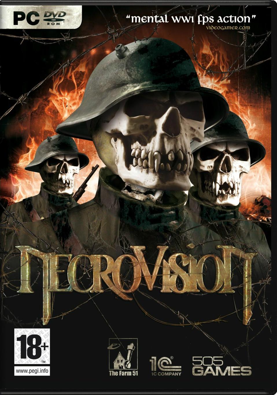 NecroVisioN (PC) DIGITAL Steam