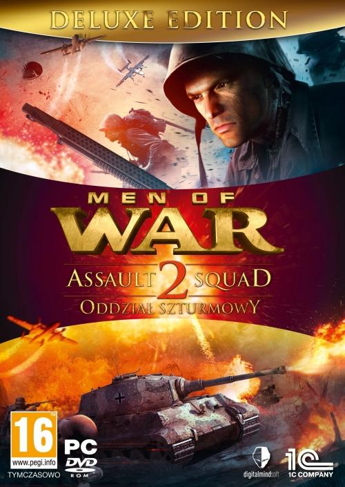 Men of War: Assault Squad 2 Deluxe Edition Upgrade (PC) DIGITAL