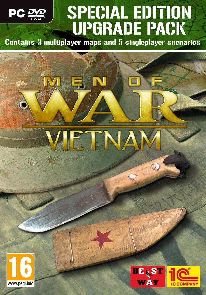 Men of War: Vietnam Special Edition Upgrade Pack Steam