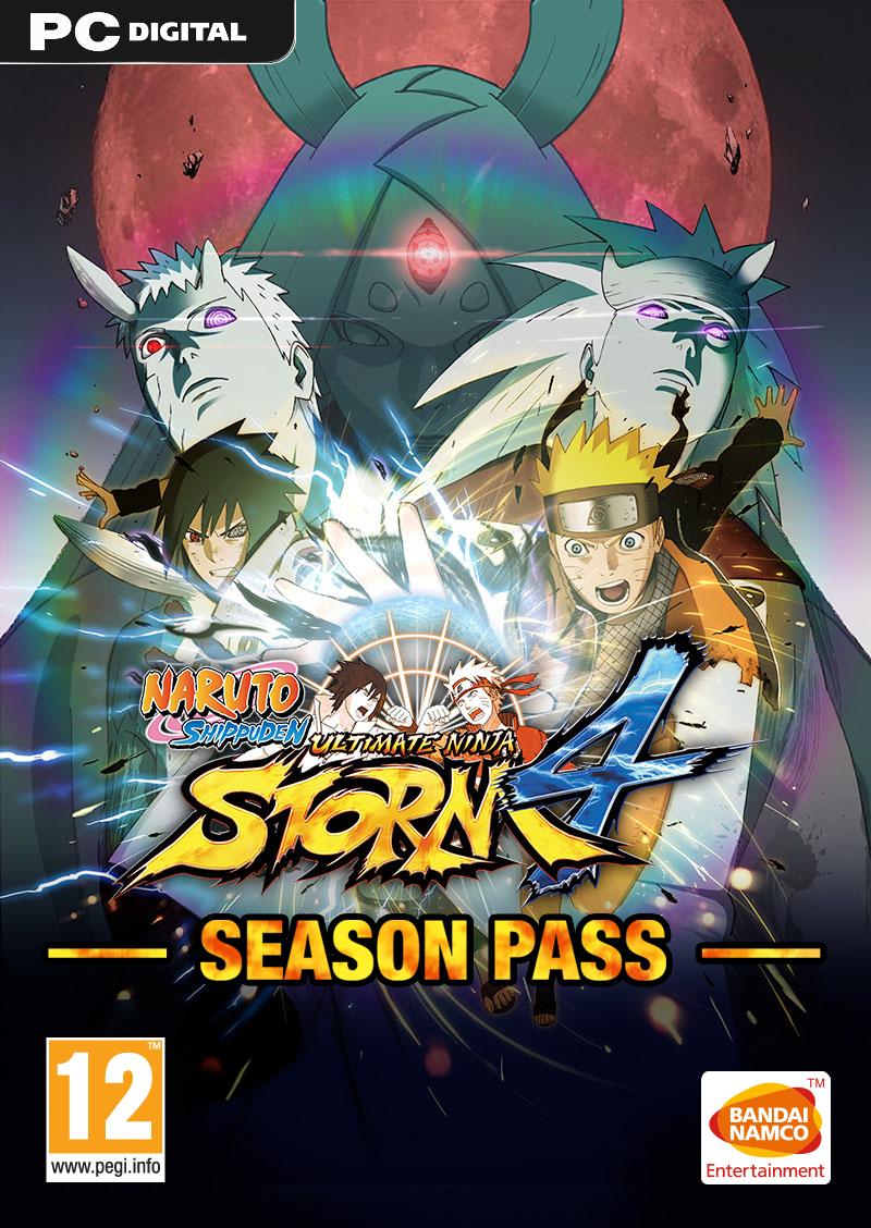 Naruto Shippuden: Ultimate Ninja Storm 4 Season Pass (PC) DIGITÁLIS