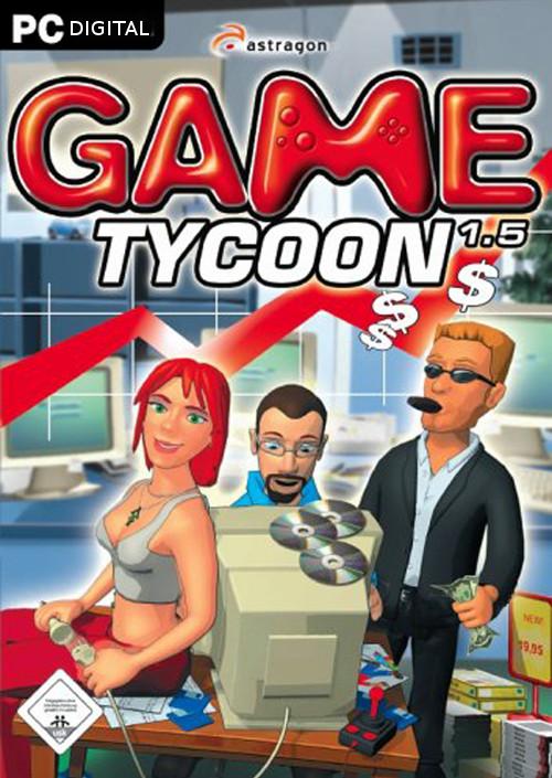 Game Tycoon 1.5 (PC) DIGITAL