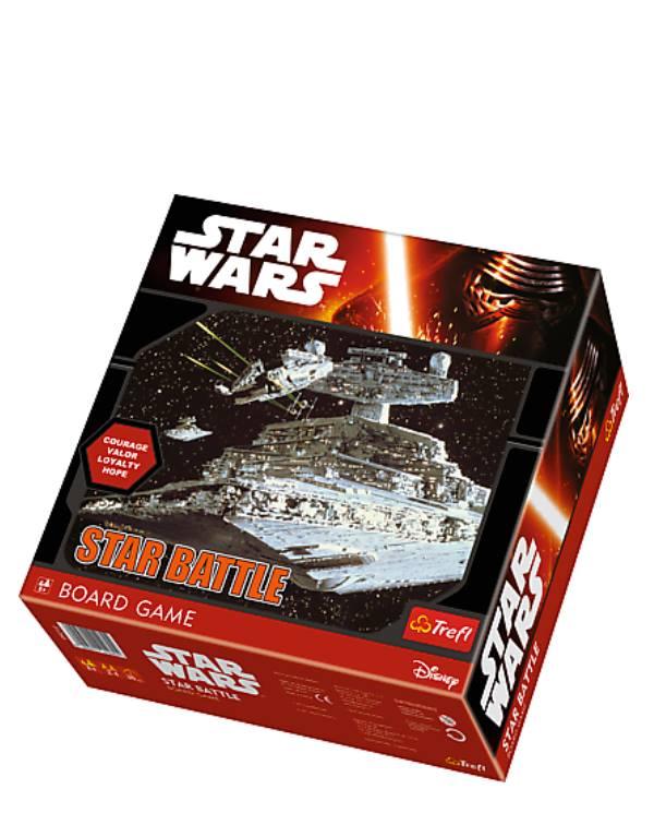 Star Wars: Star Battle (Gra Planszowa)