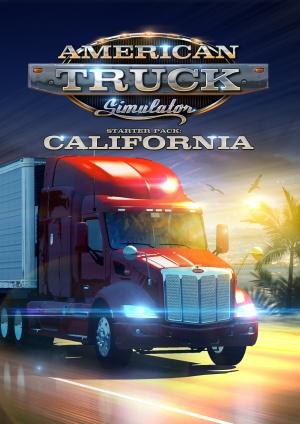 American Truck Simulator (PC/MAC) DIGITÁLIS + DLC