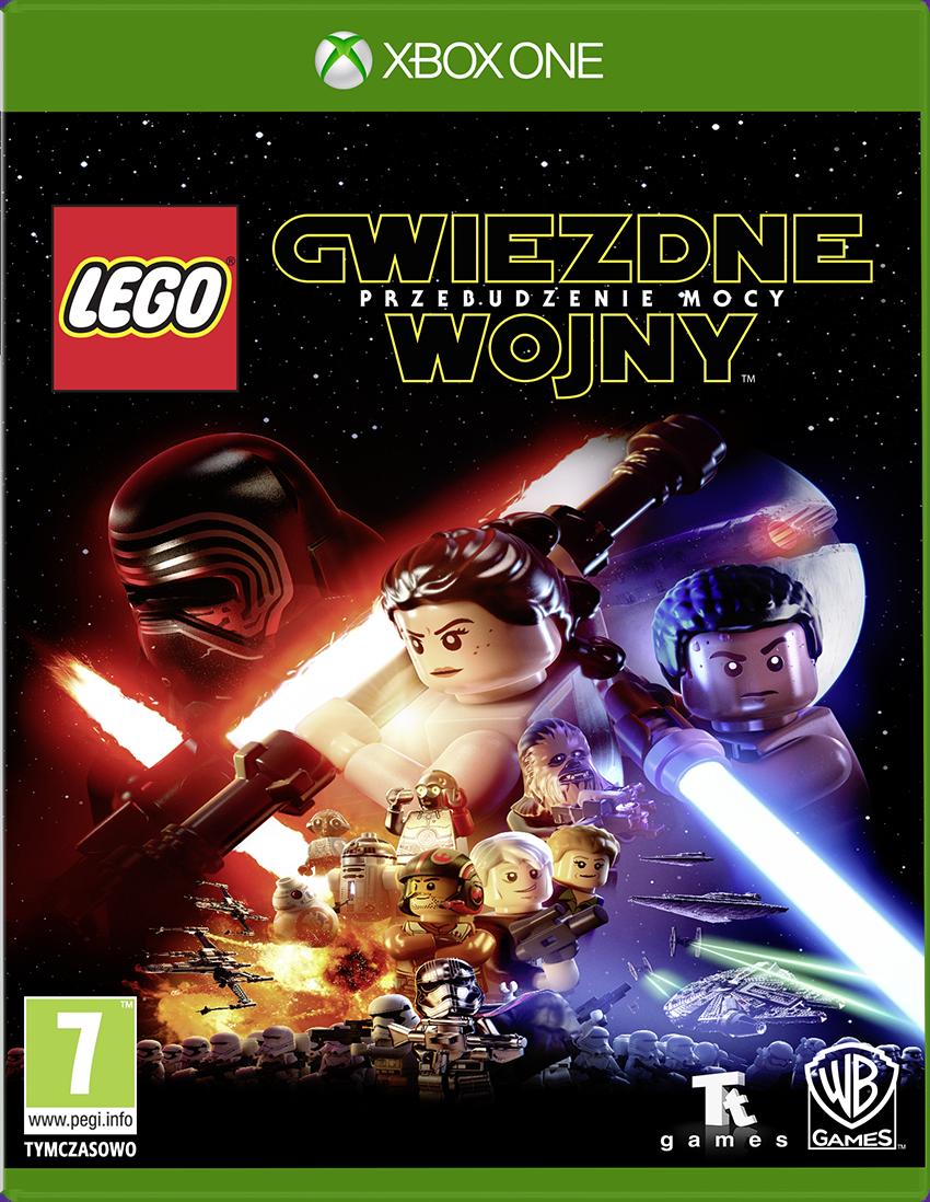 LEGO Gwiezdne wojny: Przebudzenie Mocy (XOne) PL