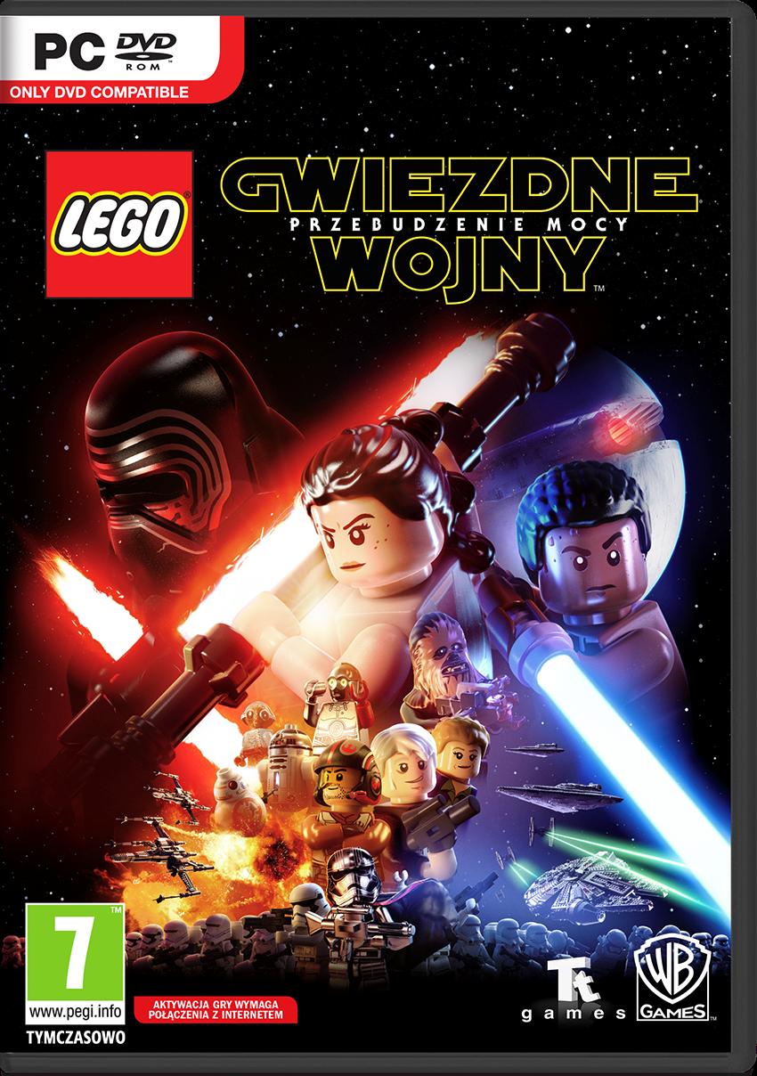 LEGO Gwiezdne wojny: Przebudzenie Mocy (PC) PL klucz Steam