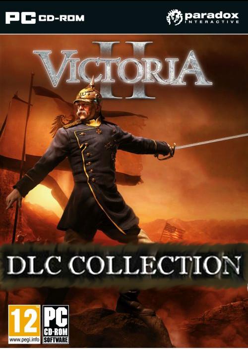 Victoria II DLC Collection (PC) klucz Steam