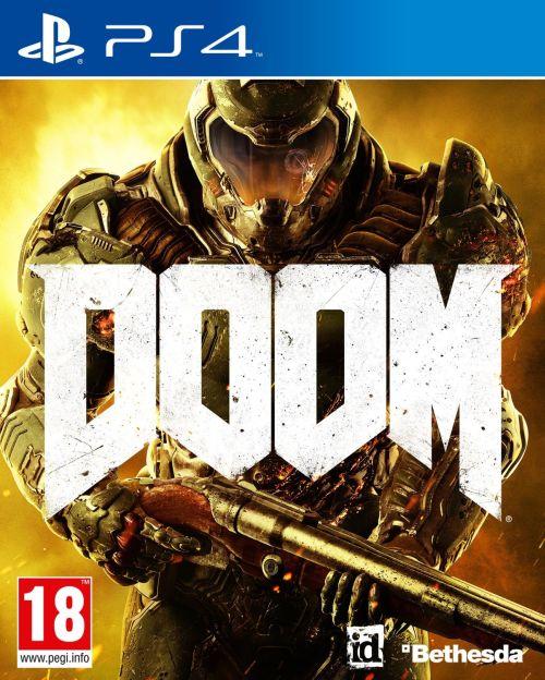DOOM (PS4) PL