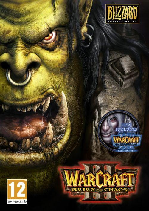 Warcraft III: Reign of Chaos + Warcraft III: The Frozen Throne (PC) PL klucz Battle.net