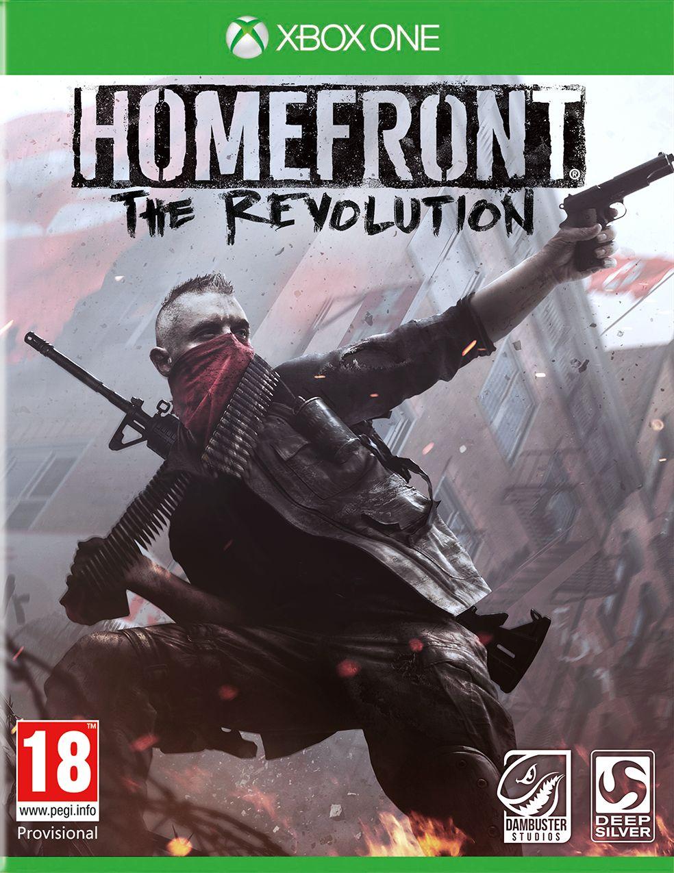 Homefront: The Revolution (XOne) PL