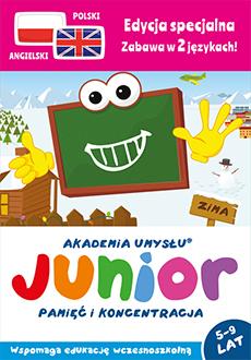 Akademia Umysłu Junior - Zima (PC) PL/ANG DIGITAL