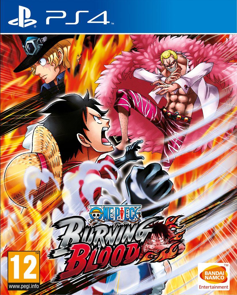 One Piece Burning Blood Edycja Kolekcjonerska (PS4)