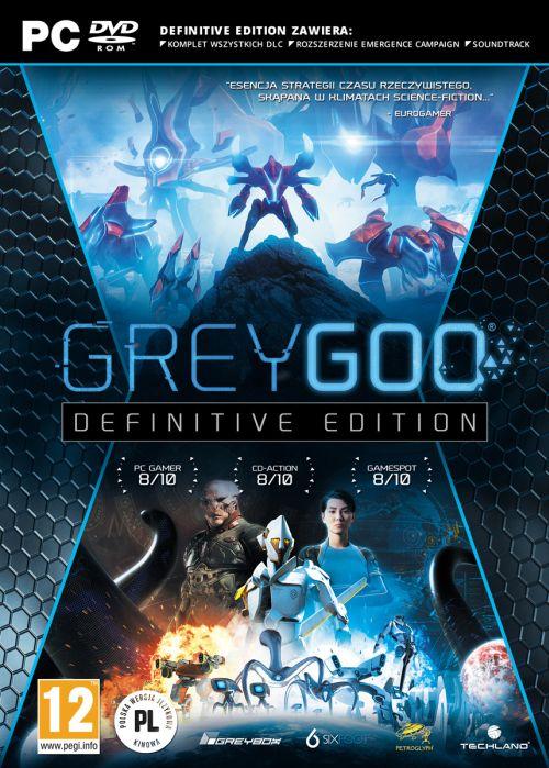 Grey Goo Definitive Edition (PC) PL