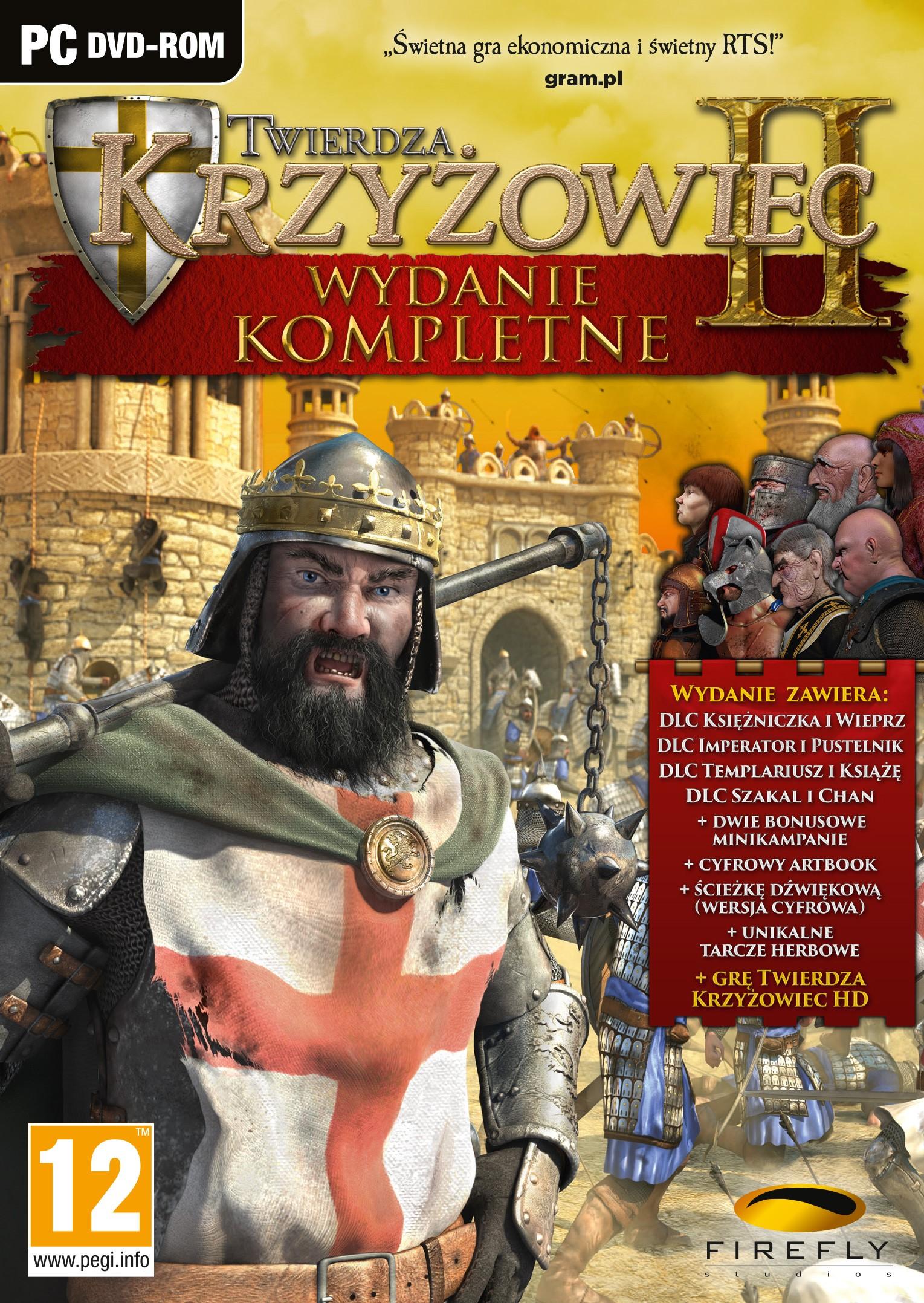 Twierdza Krzyżowiec II - Wydanie kompletne (PC)