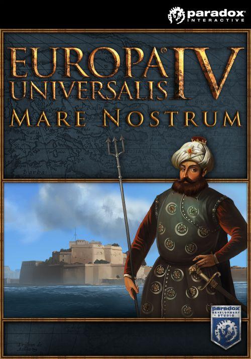 Europa Universalis IV: Mare Nostrum (PC) DIGITÁLIS