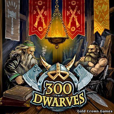 300 Dwarves (PC/MAC) klucz Steam