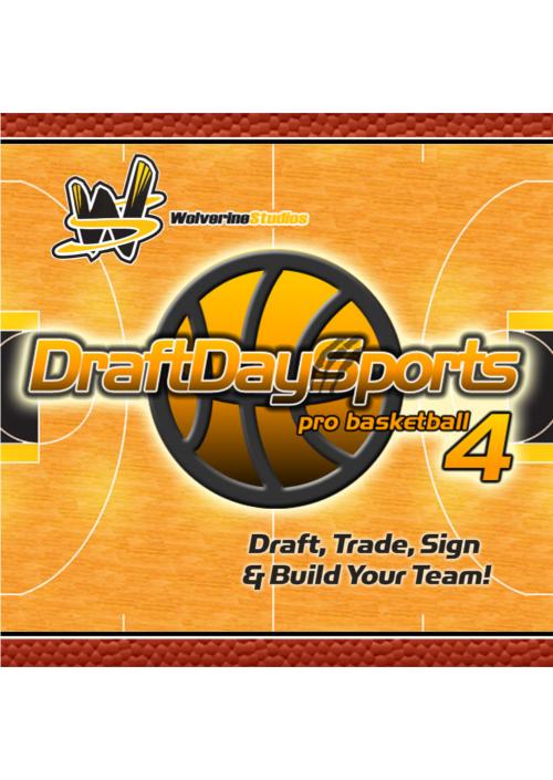 Draft Day Sports Pro Basketball 4 (PC) DIGITAL