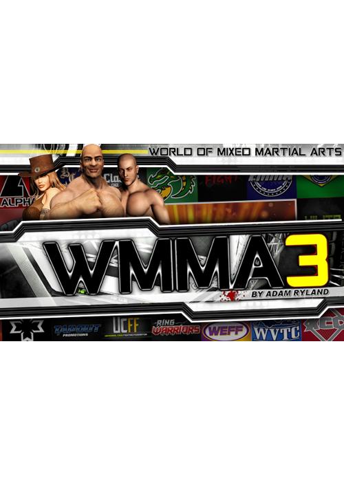 World of Mixed Martial Arts 3 (PC) DIGITAL