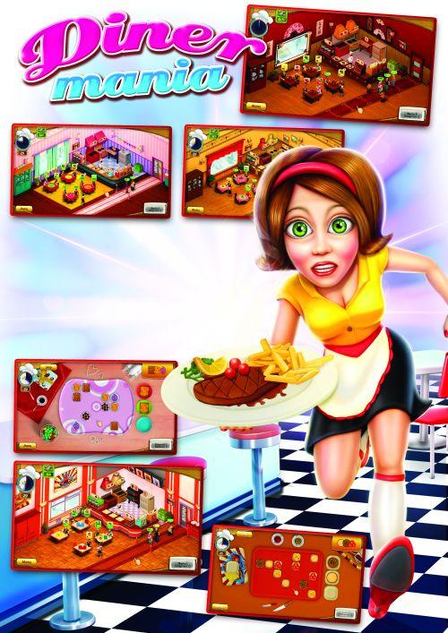 Diner Mania (PC/MAC) DIGITAL