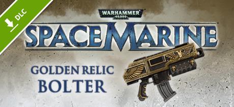 Warhammer 40,000: Space Marine - Golden Relic Bolter (PC) DIGITÁLIS