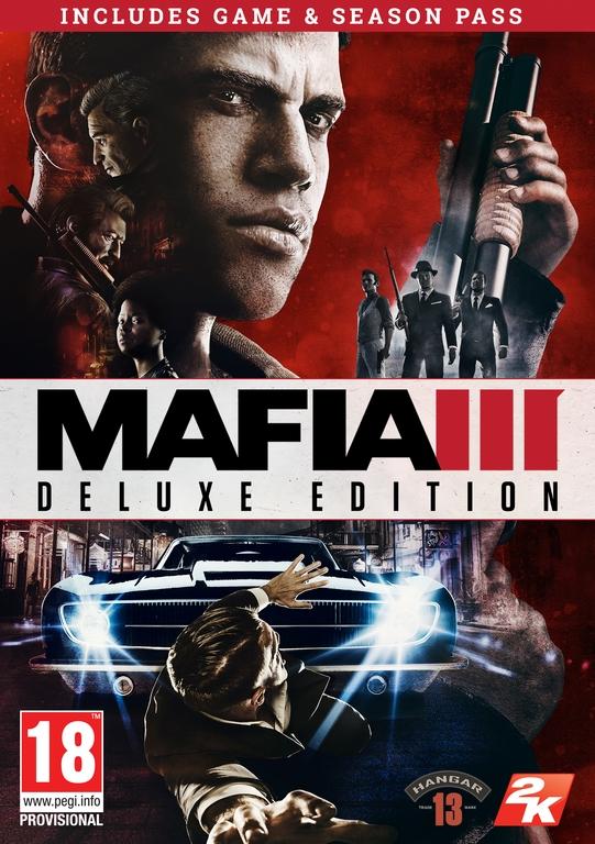Mafia III Deluxe Edition (PC) DIGITÁLIS