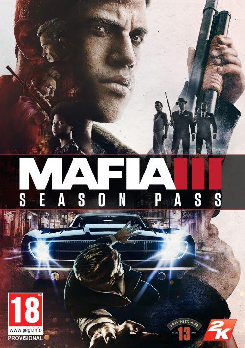 Mafia III Season Pass (PC) PL DIGITAL