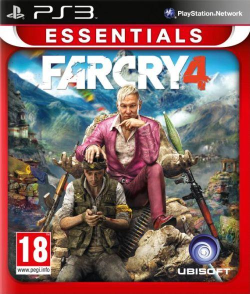 Far Cry 4 Essentials (PS3) PL
