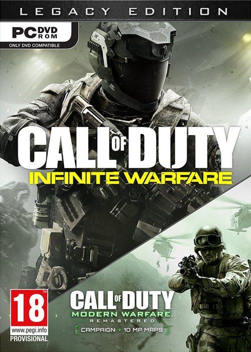 Call of Duty: Infinite Warfare Legacy Edition (PC) PL + BONUS!