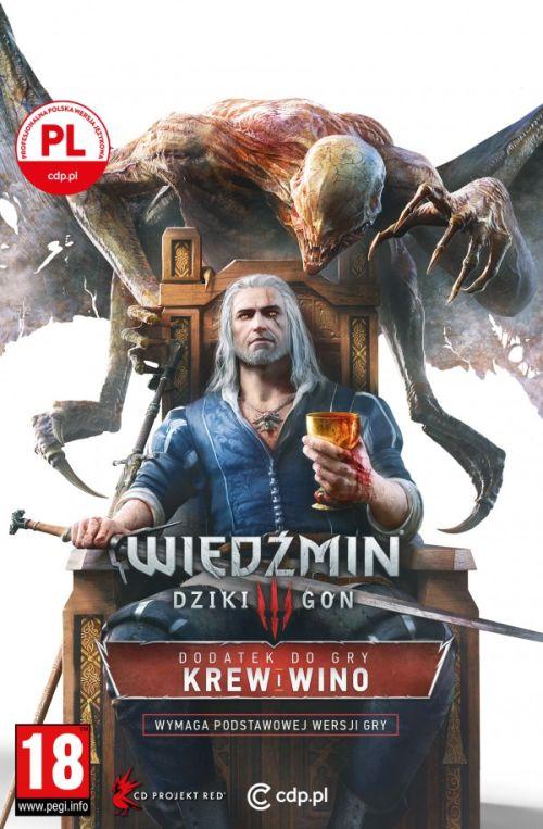 Wiedźmin III: Dziki Gon - Krew i Wino (PC) PL klucz GOG