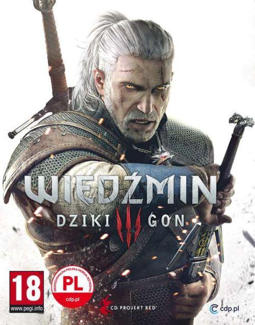 Wiedźmin III: Dziki Gon (PC) PL klucz GOG