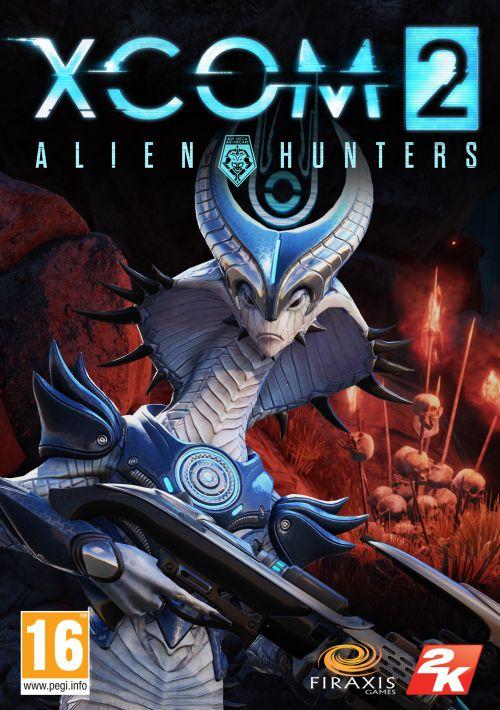 XCOM 2: Alien Hunters DLC (PC/MAC/LX) DIGITÁLIS