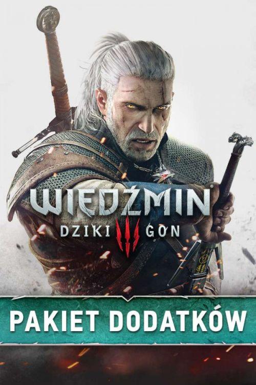 Wiedźmin III: Dziki Gon - Pakiet Dodatków (PC) PL klucz GOG