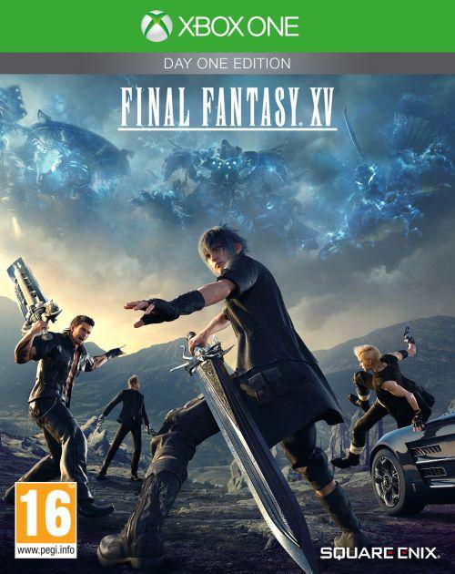Final Fantasy XV (XOne)