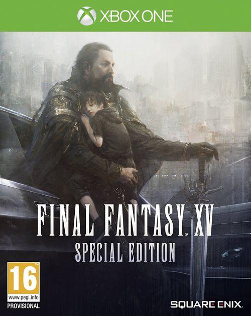 Final Fantasy XV - Edycja Specjalna (XOne) + DLC