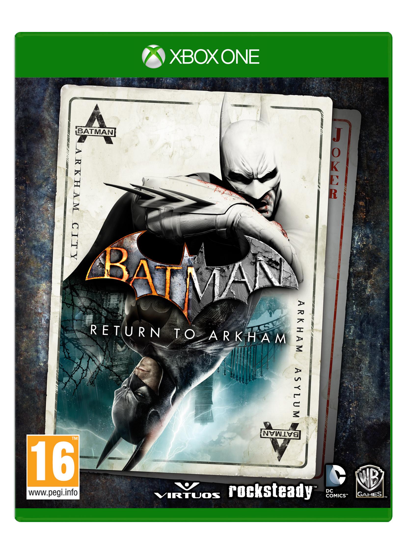 Batman: Return to Arkham (XOne) PL
