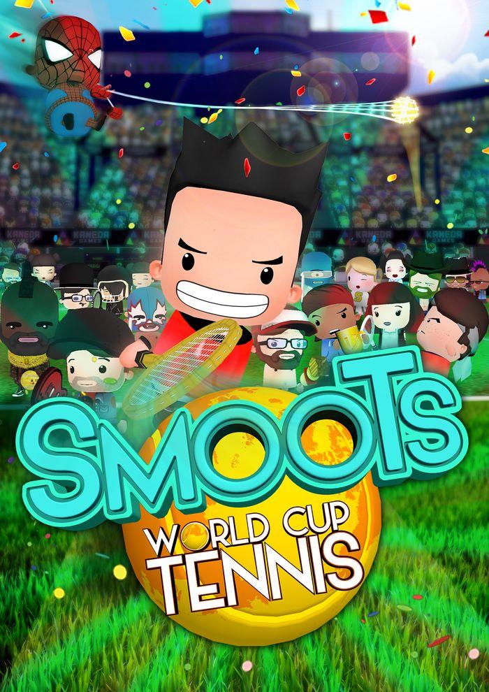 Smoots World Cup Tennis (PC) DIGITÁLIS