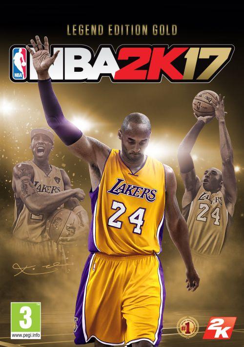 NBA 2K17 Legend Edition Gold (PC) DIGITAL