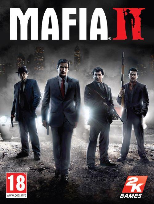 Mafia II: Digital Deluxe Edition (PC) DIGITÁLIS